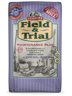 Skinners Field & Trial Maintenance Plus Dog Food - 2.5kg