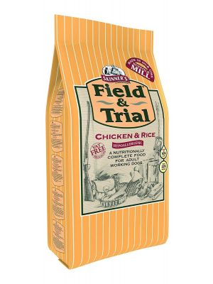 Skinners Field & Trial Chicken & Rice Dog Food - 2.5kg