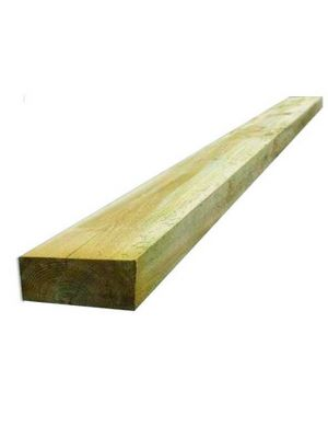 Treated Timber 47mm x 200mm Graded C16