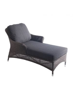 Alexander Rose Monte Carlo Relax Lounger with Cushion