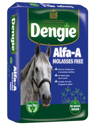 Dengie Alfa A Molasses Free Horse Feed - 20kg