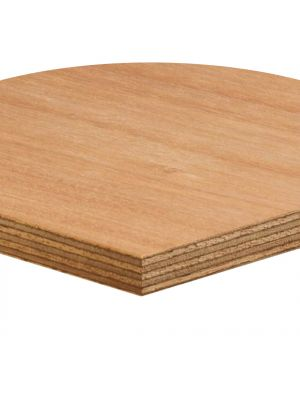 25mm QMark Quality Hardwood Plywood Sheet .