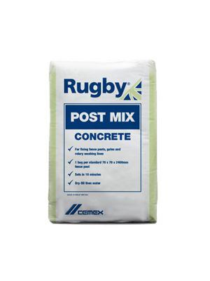 Rugby Post Mix Cement 25kg
