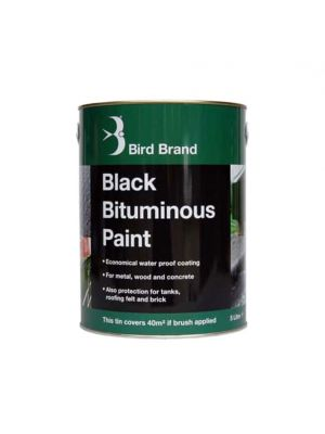 Black Bituminous Paint 5 Litre