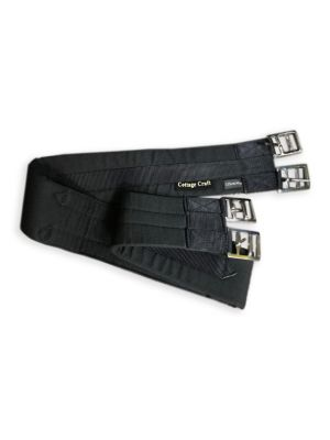 Cottage Craft Standard Airflow Girth in Black