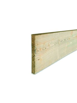 Close Board Fencing Bay Gravel Board 4.8 Metre