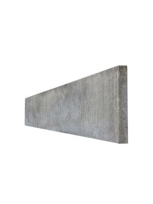 Concrete Metric Gravel Board 300mm x 1800mm