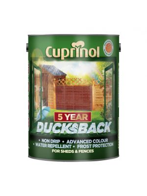 Cuprinol 5 Year Ducksback Protection 5 Litre