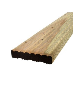 Decking Board Dual Faced 5.4 Metre Length
