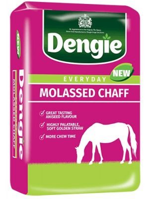 Dengie Everyday Molassed Chaff Horse Feed - 12.5kg