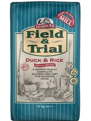 Skinners Field & Trial Duck & Rice Dog Food - 15kg
