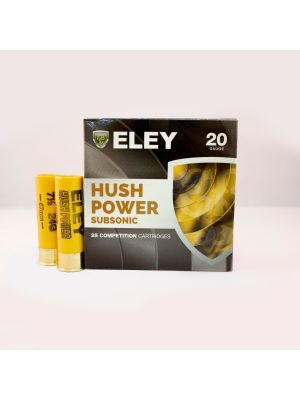 Eley Hush Power Subsonic 20 Gauge