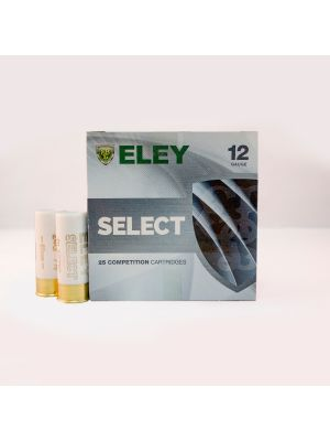 Eley First Select 12 Gauge