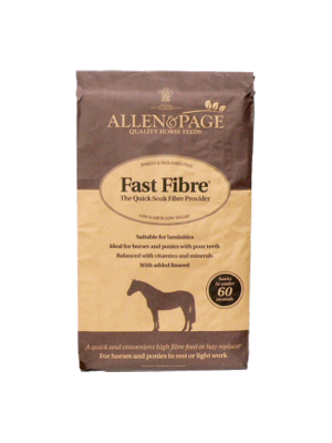 Allen & Page Fast Fibre - Horse Feed - 20kg