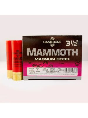 Gamebore Mammoth Steel 12 Gauge