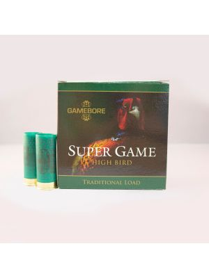 Gamebore Supergame High Bird 12 Gauge