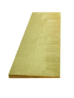Feather Edge Timber Cladding Board 6000mm