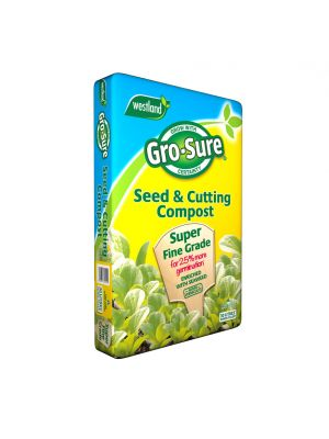 Westland Gro-Sure Seed & Cutting Compost 30 Litre