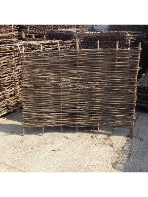 Hazel Hurdles Hazel Woven Fence Panel From 163 28 99