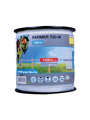 Horizont Farmer Electric Fencing Tape 20mm