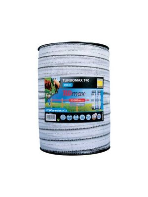 Horizont Electric Fencing Tape 40mm x 200 Metre