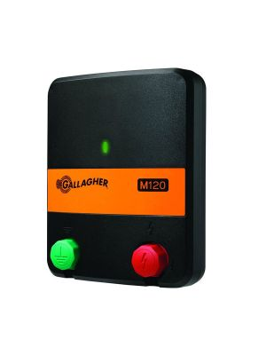 M120 Mains Powered Gallagher Energizer