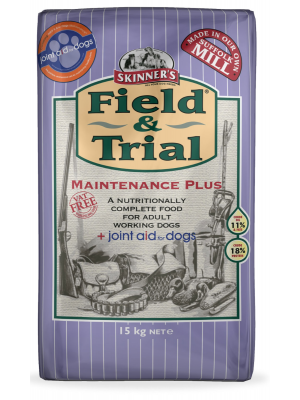 Skinners Field & Trial Maintenance Plus Dog Food - 15kg