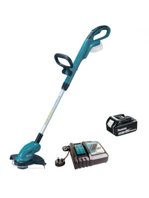 Makita 18V Cordless Grass Trimmer W/ Charger and Battery
