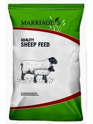 Marriages Ewe Care Cubes - Sheep Feed - 20kg