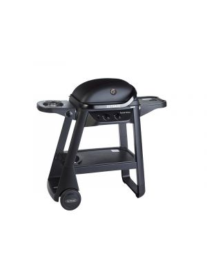 Outback Excel Onyx Gas Barbecue - Black