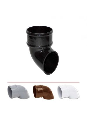 68mm Rainwater Downpipe Shoe