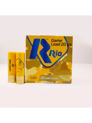 Rio Field Cartridge 20 Gauge