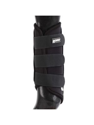 Weatherbeeta Roma Neoprene Brushing Boots | Black