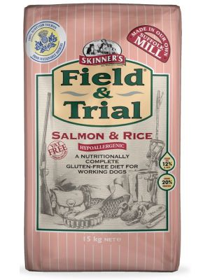Skinners Field & Trial Salmon & Rice Dog Food - 15kg