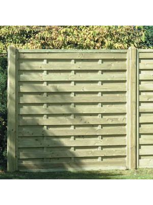 Sh180 Square Fence Panel Continental