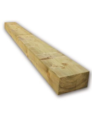 Softwood Sawn Sleepers