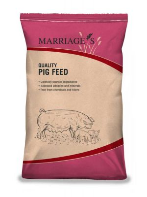 Marriages Sow Cubes - Pig Feed - 20kg