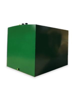 2500 Litre Steel Heating Oil Tank Single Skin
