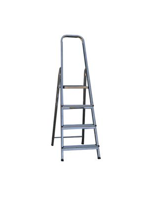 4 Tread Domestic Step Ladders Youngman Atlas