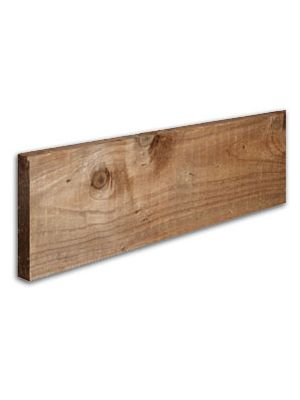 Wooden Timber Gravel Board 150mm