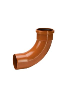 UG412 Underground Pipe Bend 110mm  Single Socket