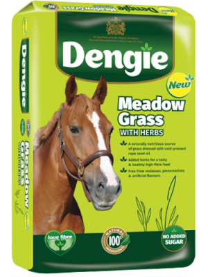 Dengie Meadow Grass With Herbs - 15kg