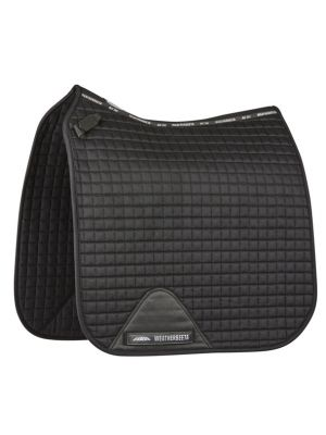 Weatherbeeta Prime Dressage Saddle Pad | Black