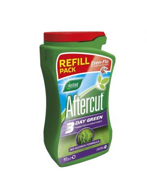 Westland Aftercut 3 Day Green Lawn Feed - Refill Pack
