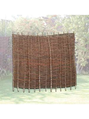 Willow Hurdle Fence Panel 5ft
