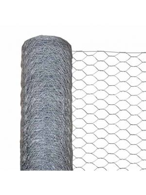 Economy wire netting fencing rolls 900 x 25