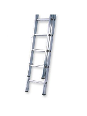 Youngman 200 Trade Extension 2 Part Ladder 2.5m