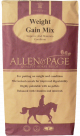 Allen & Page Weight Gain - Horse Feed - 20kg