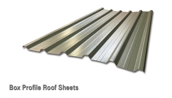 Steel Roof Sheet Supplies In East Anglia